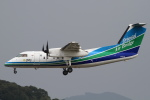 A-Chanさんが、福岡空港で撮影したオリエンタルエアブリッジ DHC-8-201Q Dash 8の航空フォト(写真)