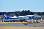 mojioさんが、成田国際空港で撮影した全日空 787-881の航空フォト(写真)