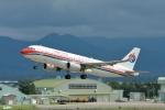 妄想竹さんが、小松空港で撮影した中国東方航空 A320-214の航空フォト(写真)