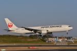 妄想竹さんが、成田国際空港で撮影した日本航空 767-346/ERの航空フォト(写真)