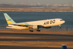 ceskykrumlovさんが、羽田空港で撮影したAIR DO 767-33A/ERの航空フォト(写真)