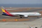 Wings Flapさんが、中部国際空港で撮影したアシアナ航空 767-38EF/ERの航空フォト(写真)