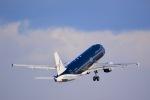 junjunskywalkerさんが、中部国際空港で撮影したスターフライヤー A320-214の航空フォト(写真)