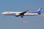じゃがさんが、成田国際空港で撮影した全日空 777-381/ERの航空フォト(写真)