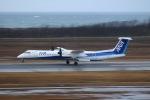 Mochi7D2さんが、新潟空港で撮影したANAウイングス DHC-8-402Q Dash 8の航空フォト(写真)