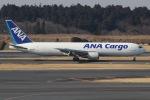 じゃがさんが、成田国際空港で撮影した全日空 767-381/ER(BCF)の航空フォト(写真)