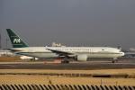 さくらの城南山。さんが、成田国際空港で撮影したパキスタン国際航空 777-2Q8/ERの航空フォト(写真)