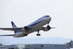 クリューさんが、鹿児島空港で撮影した全日空 767-381/ERの航空フォト(写真)
