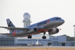 クリューさんが、鹿児島空港で撮影したジェットスター・ジャパン A320-232の航空フォト(写真)