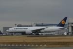 よしポンさんが、成田国際空港で撮影したルフトハンザ・カーゴ 777-FBTの航空フォト(写真)