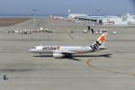 せせらぎさんが、中部国際空港で撮影したジェットスター・ジャパン A320-232の航空フォト(写真)