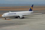 きんめいさんが、中部国際空港で撮影したルフトハンザ・カーゴ 777-FBTの航空フォト(写真)