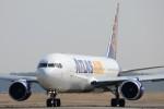 B747‐400さんが、横田基地で撮影したアトラス航空 767-3Y0/ERの航空フォト(写真)