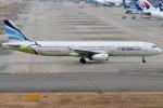 euro_r302さんが、関西国際空港で撮影したエアプサン A321-231の航空フォト(写真)