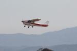 Koenig117さんが、名古屋飛行場で撮影した富士航空 172P Skyhawkの航空フォト(写真)