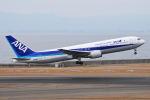 りんきゅーさんが、中部国際空港で撮影した全日空 767-381の航空フォト(写真)