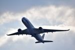 うめたろうさんが、関西国際空港で撮影したチャイナエアライン A350-941XWBの航空フォト(写真)