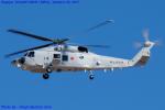 Chofu Spotter Ariaさんが、名古屋飛行場で撮影した海上自衛隊 SH-60Kの航空フォト(写真)