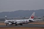 うめたろうさんが、伊丹空港で撮影した日本航空 767-346/ERの航空フォト(写真)