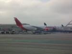 しかばねさんが、ロサンゼルス国際空港で撮影したアビアンカ航空 787-8 Dreamlinerの航空フォト(写真)