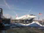 しかばねさんが、イントレピッド海上航空宇宙博物館で撮影したブリティッシュ・エアウェイズ Concorde 102の航空フォト(写真)