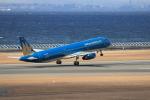Masahiro0さんが、中部国際空港で撮影したベトナム航空 A321-231の航空フォト(写真)