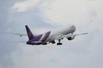 Masahiro0さんが、中部国際空港で撮影したタイ国際航空 777-3D7の航空フォト(写真)