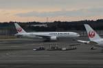 職業旅人さんが、成田国際空港で撮影した日本航空 777-246/ERの航空フォト(写真)