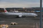 職業旅人さんが、成田国際空港で撮影した日本航空 777-346/ERの航空フォト(写真)