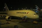 職業旅人さんが、香港国際空港で撮影したエールフランス航空 A380-861の航空フォト(写真)