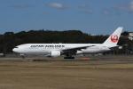 MOHICANさんが、福岡空港で撮影した日本航空 777-289の航空フォト(写真)