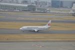 fukucyanさんが、羽田空港で撮影した日本トランスオーシャン航空 737-446の航空フォト(写真)