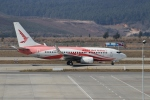 TAOTAOさんが、昆明長水国際空港で撮影した瑞麗航空 737-76Jの航空フォト(写真)