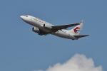 TAOTAOさんが、昆明長水国際空港で撮影した中国東方航空 737-7W0の航空フォト(写真)