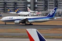 subaristさんが、羽田空港で撮影した全日空 777-281/ERの航空フォト(写真)