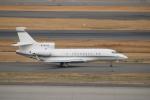 A350XWB-HNDさんが、羽田空港で撮影したArchre-Daniels-MidlandC Oo Falcon 7Xの航空フォト(写真)