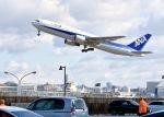 monjiro22001さんが、伊丹空港で撮影した全日空 767-381の航空フォト(写真)