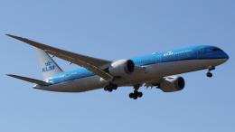 redbull_23さんが、成田国際空港で撮影したKLMオランダ航空 787-9の航空フォト(写真)