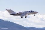 triton@blueさんが、岡南飛行場で撮影したグラフィック 525A Citation CJ1の航空フォト(写真)