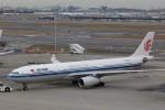 OS52さんが、羽田空港で撮影した中国国際航空 A330-343Xの航空フォト(写真)