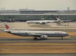 とりてつさんが、羽田空港で撮影した中国国際航空 A330-343Eの航空フォト(写真)
