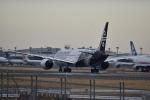 あくせるさんが、成田国際空港で撮影したニュージーランド航空 787-9の航空フォト(写真)