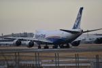 あくせるさんが、成田国際空港で撮影した日本貨物航空 747-8KZF/SCDの航空フォト(写真)