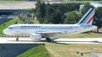 誘喜さんが、パリ オルリー空港で撮影したエールフランス航空 A319-113の航空フォト(写真)