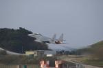 トラッキーさんが、那覇空港で撮影した航空自衛隊 F-15J Eagleの航空フォト(写真)