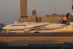 HEATHROWさんが、成田国際空港で撮影したルフトハンザ・カーゴ 777-FBTの航空フォト(写真)