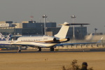 HEATHROWさんが、成田国際空港で撮影したウェルズ・ファーゴ・バンク・ノースウェスト BD-700-1A10 Global Expressの航空フォト(写真)