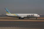 AntonioKさんが、羽田空港で撮影したAIR DO 767-33A/ERの航空フォト(写真)