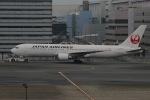 じゃがさんが、羽田空港で撮影した日本航空 767-346/ERの航空フォト(写真)