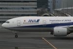 じゃがさんが、羽田空港で撮影した全日空 777-281/ERの航空フォト(写真)